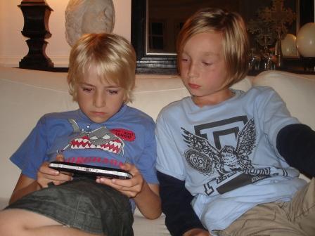 Robert og Jacob