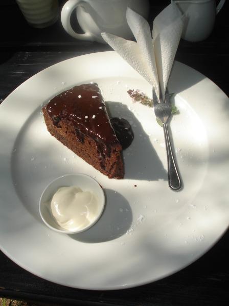 Chokoladekage = Zen!